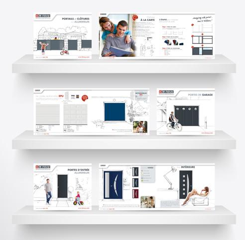 une gamme compl te pour l entreprise le nouy agence r. Black Bedroom Furniture Sets. Home Design Ideas