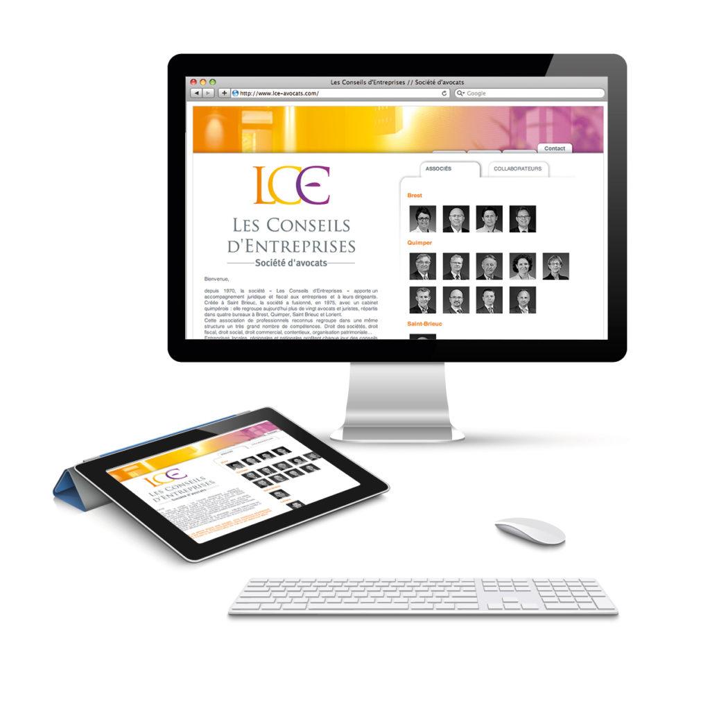 Création de site web à Quimper