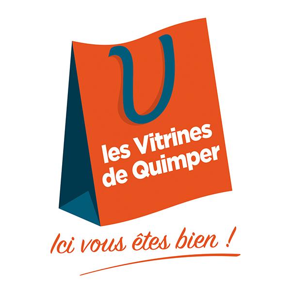 logo vitrines de Quimper