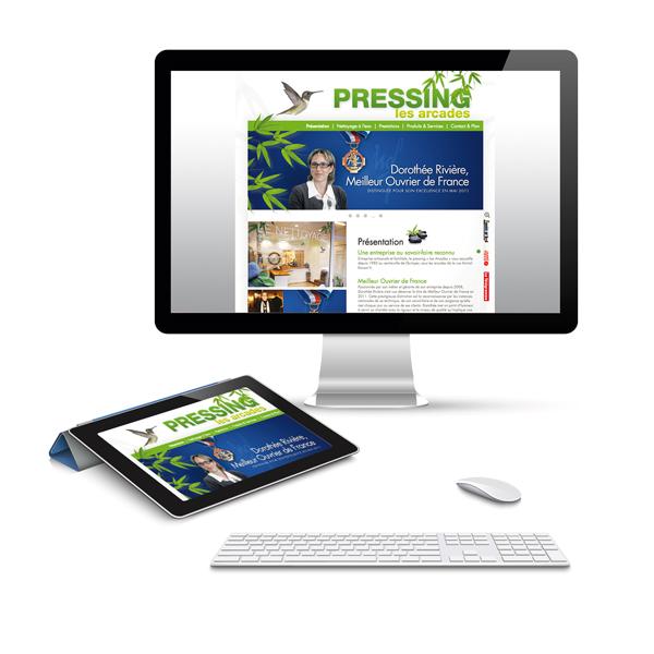 création site internet à Quimper