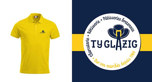 Logo Ty Glazig